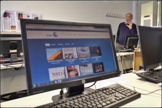 Formação de professores retoma em versão online